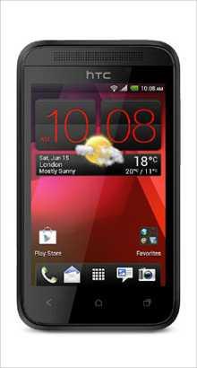 Whatsapp on HTC Desire 200
