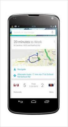 Whatsapp on LG Google Nexus 4 (8 GB)