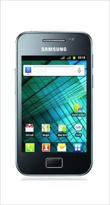 Whatsapp on Samsung Galaxy Ace Duos I589