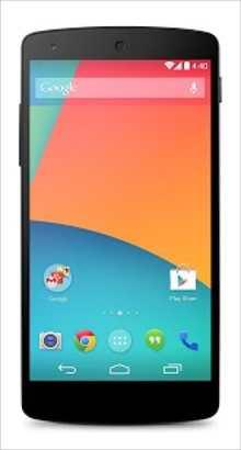Whatsapp on LG Google Nexus 5 (32GB)