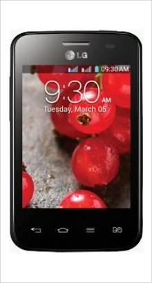 Whatsapp on LG Optimus L3 II Dual