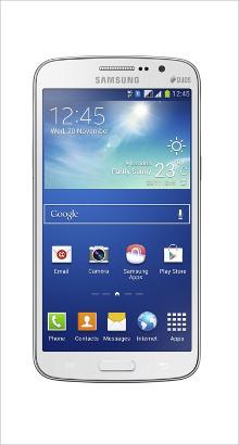 Whatsapp on Samsung Galaxy Grand 2