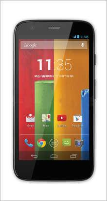 Whatsapp on Motorola Moto G (16 GB)
