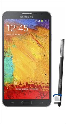 Whatsapp on Samsung Galaxy Note 3 Neo