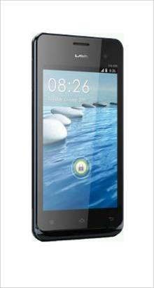 Whatsapp on Lava Mobiles Iris 405