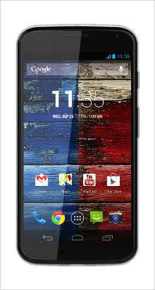 Whatsapp on Motorola Moto X 16 GB