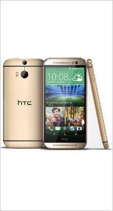 Whatsapp on HTC One M8 Dual SIM