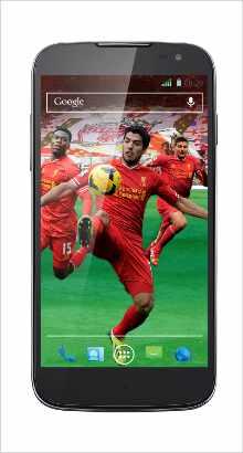 Whatsapp on Xolo Q2500 PocketPad
