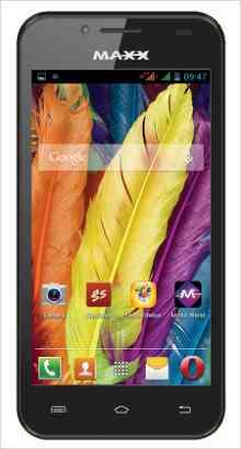 Whatsapp on Maxx MSD7 3G AX46