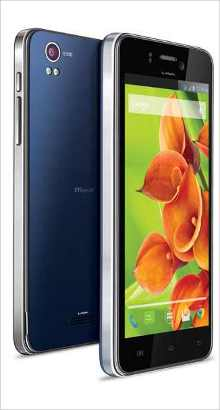 Whatsapp on Lava Mobiles Iris Pro 20