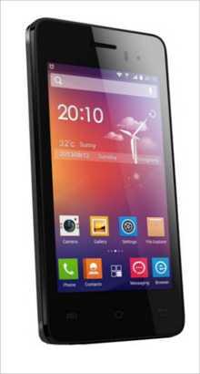 Whatsapp on Lava Mobiles Iris 406Q