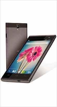 Whatsapp on Lava Mobiles Iris 504Q+