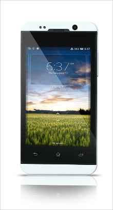 Whatsapp on iberry Auxus Handy H01