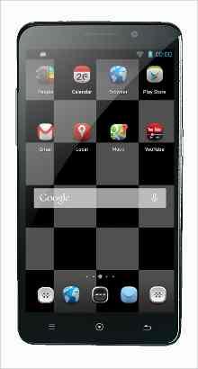 Whatsapp on iberry Auxus Nuclea X