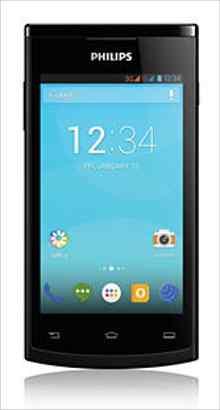 Whatsapp on Philips S308