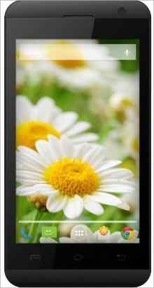 Whatsapp on Lava Mobiles Iris 3G 415