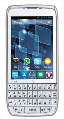 Whatsapp on Spice Mobiles Stellar Mi 360