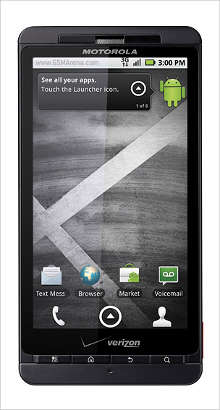 Whatsapp on Motorola Droid X