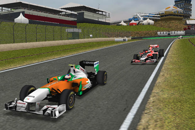 F1 2010 timing app - championship pass icon