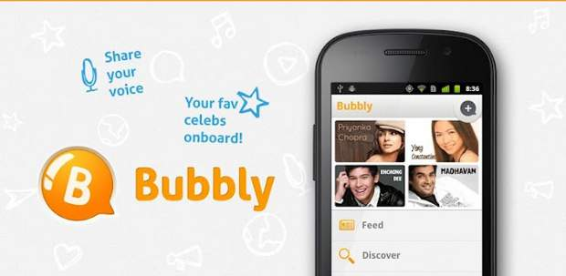 bubble motion launches bubbly android app in india
