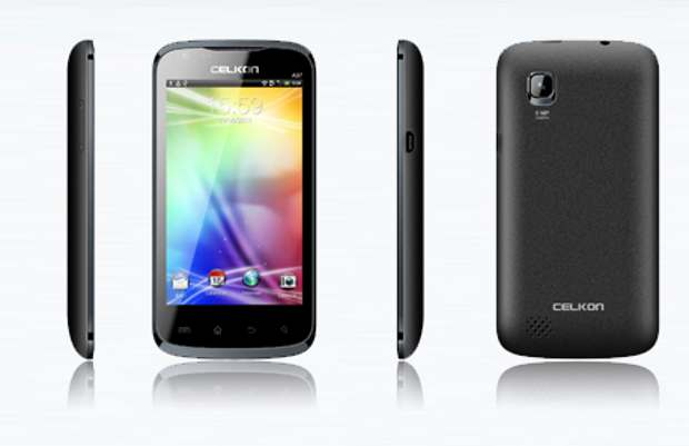 Celkon launches Android phone