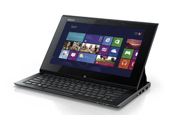 Sony launches Vaio Duo 11 Ultrabook