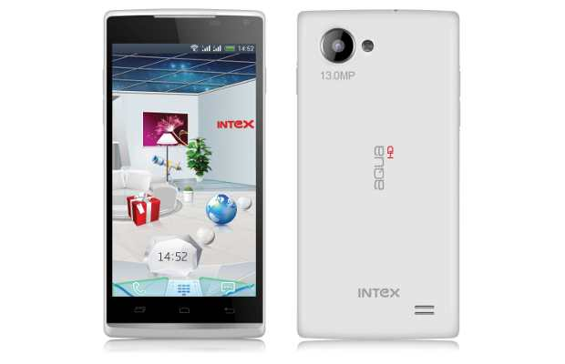 Intex Aqua series