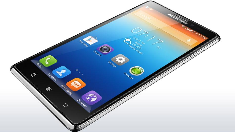 Lenovo Vibe Z With 5 5 Inch Full Hd Display Launched For