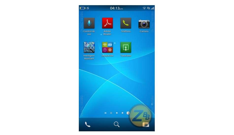 BlackBerry 10 3 OS update, screenshots emerge online