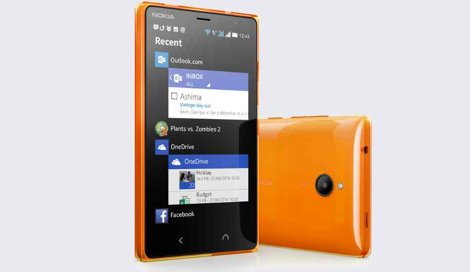 Nokia X2 launched in India for Rs 8,699