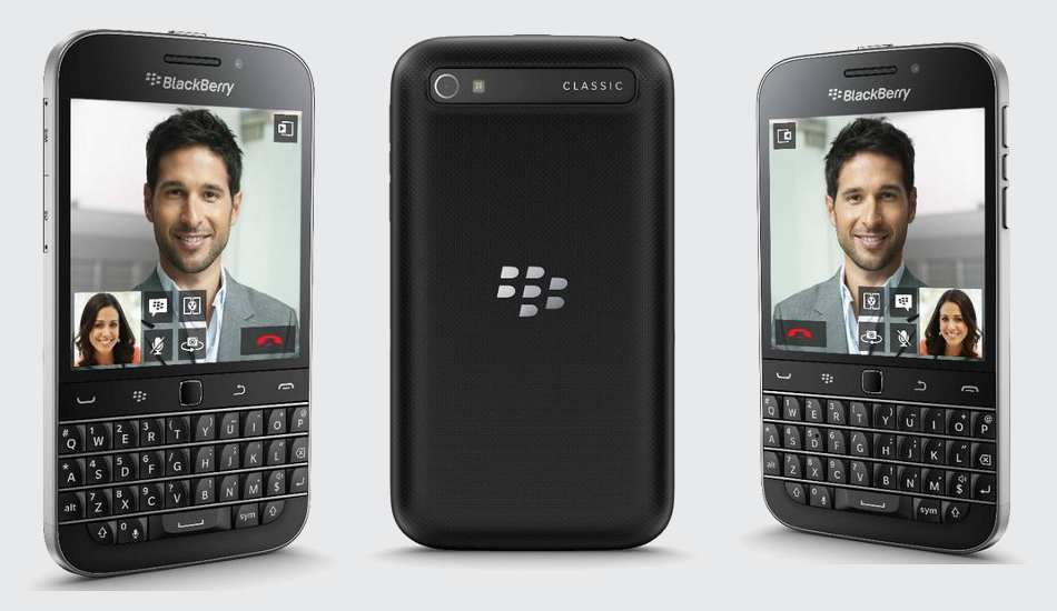 Slot blackberry classic