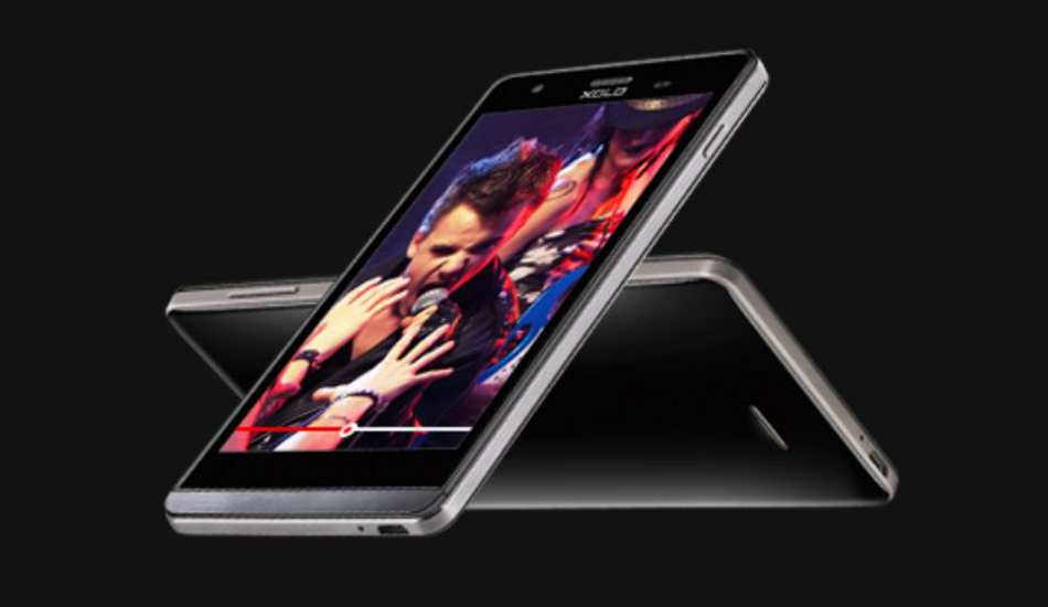 Xolo A1010 at Rs 5,499 - except battery, nothing impressive