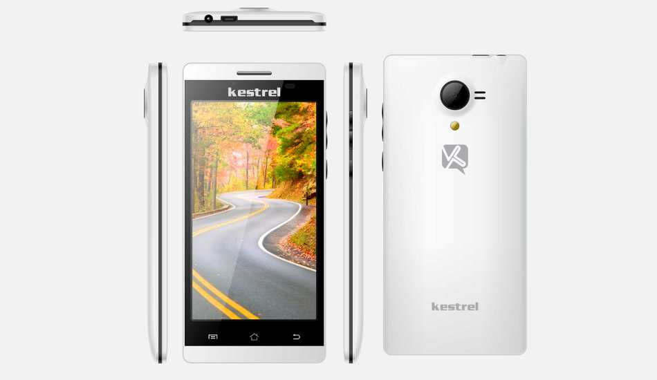 Kestrel launches its first smartphone in India