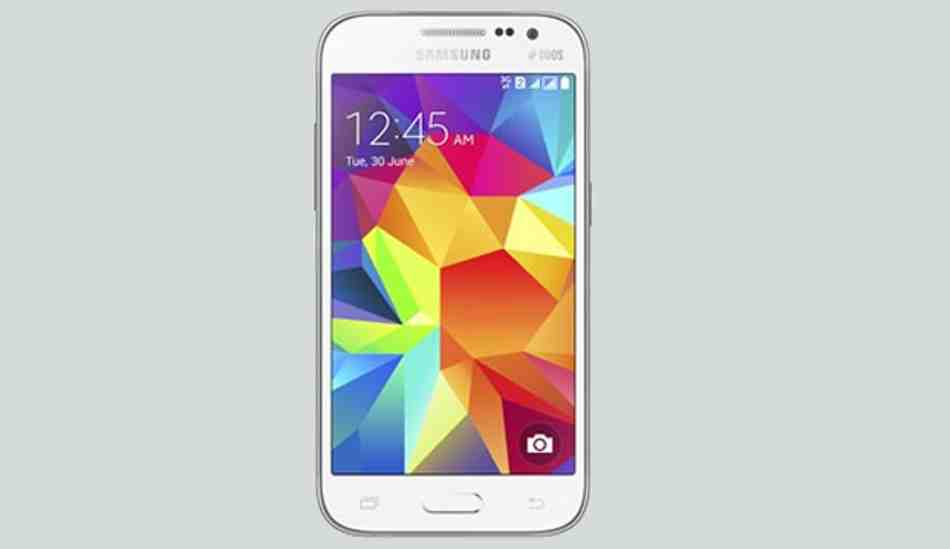 Samsung Galaxy Core Prime VE launched in India at Rs 8,600