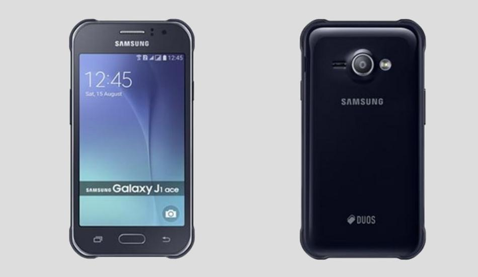 samsung galaxy j1 ace launched in india at rs 6 300 with