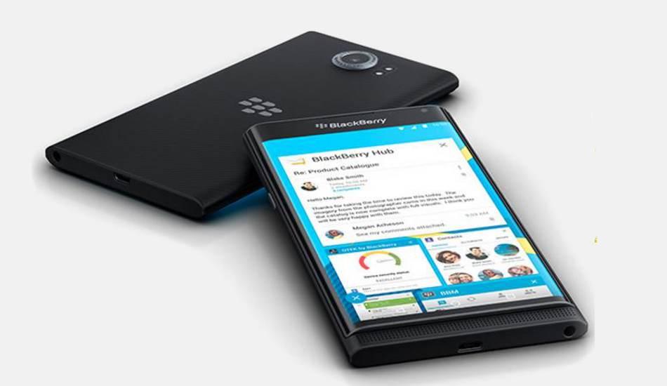 BlackBerry Priv vs Samsung Galaxy Note 5 Duos