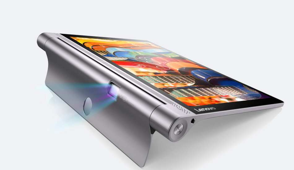 Lenovo Yoga Tab 3 Pro with built in projector launched in India at Rs 39,990