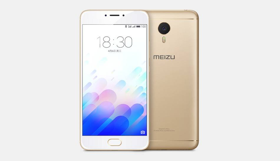 Meizu M3 Note with 3GB RAM & 4100mAh battery Launched in India