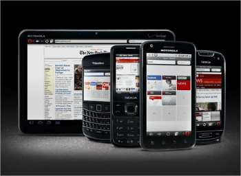 ... of opera mini 6 1 and opera mobile 11 1 mobile web browsers for