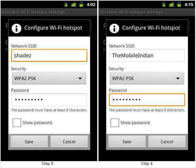 How to turn your Android phone into mobile WiFi hotspot