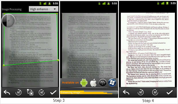 How to turn your Android phone into a portable scanner