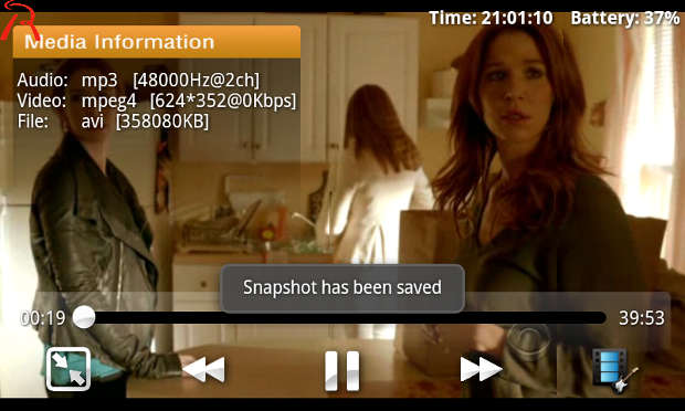 Top 5 video player apps for Android