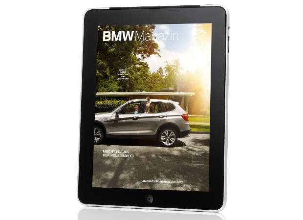 Bmw Magazine App Bmw Magazine App Now Available
