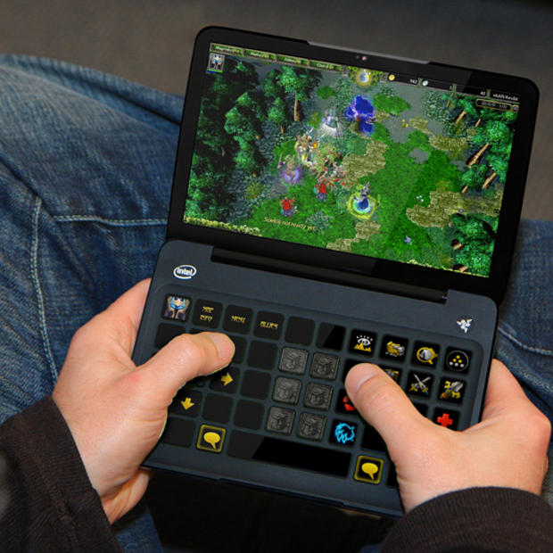 Razer Teases Gaming Tablet Project Fiona