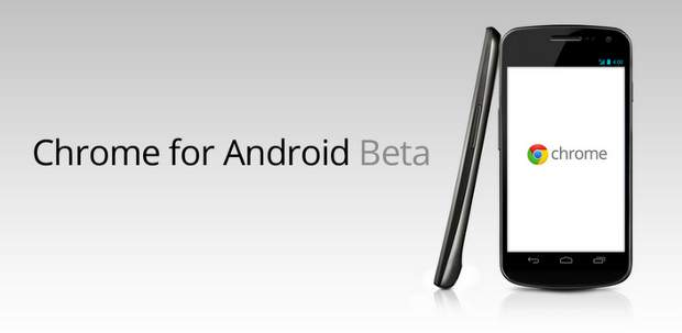 Google Chrome Beta for Android 4 0 now available for download