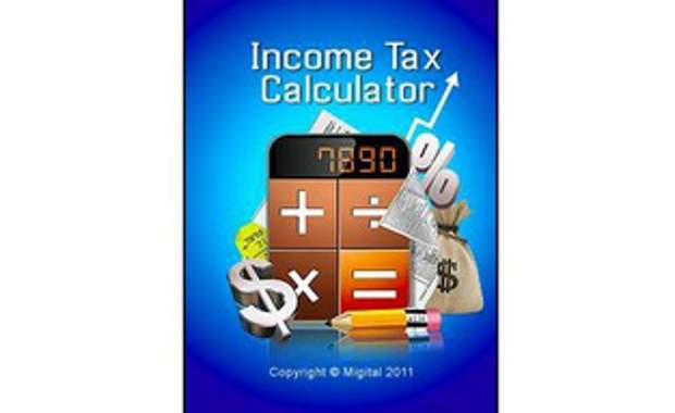 Top 5 apps for tax calculation – Income Tax Calculator