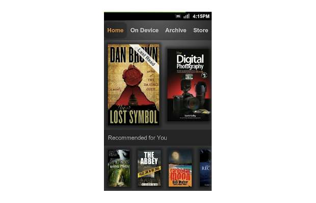 Kindle App For Android Ios Gets Audio Video Playback Support