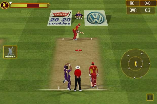 dlf ipl game download 2012