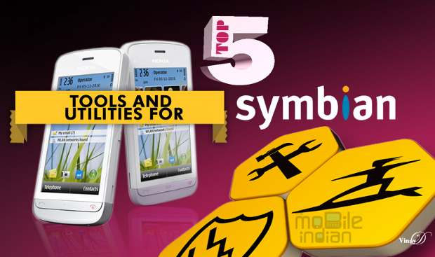 Top 5 Must have tools for Symbian