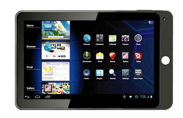 top five tablets
